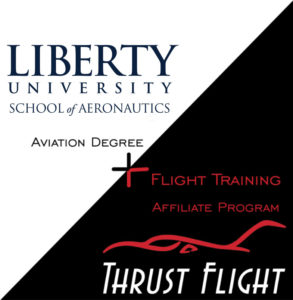 Earn an Aviation Degree from Liberty with Thrust Flight