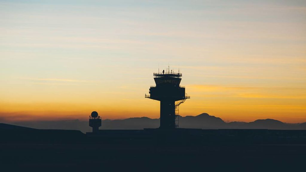 Communicating with air traffic control