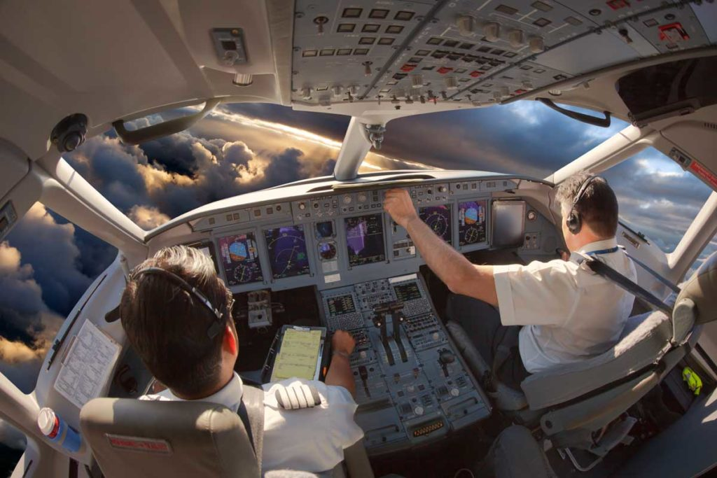 Become an airline pilot with an ATP rating