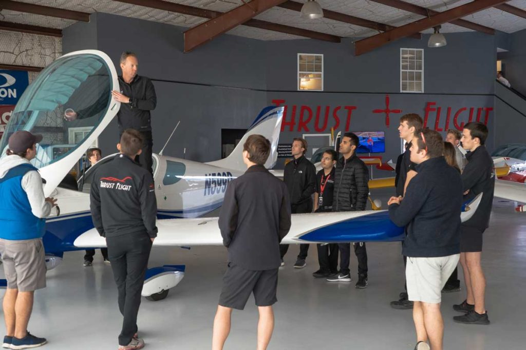 How to be a good flight instructor